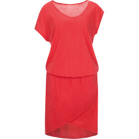 super.natural W's Comfort Dress Clove Red